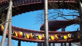 Bobsled Coaster - Asterix Park